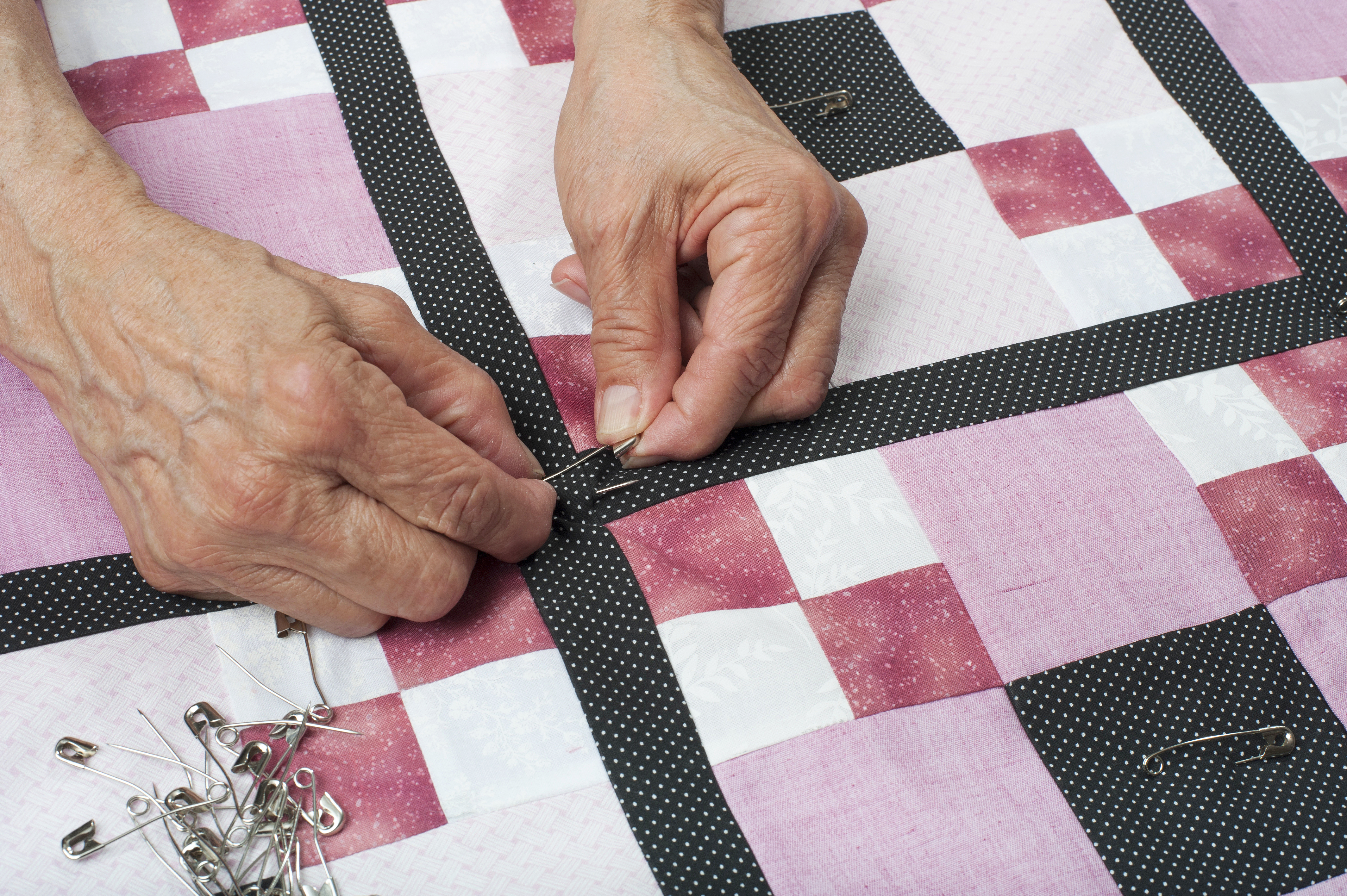 Sharing Patterns, Sharing Lives: Kansas Quilt Workshop Event Image
