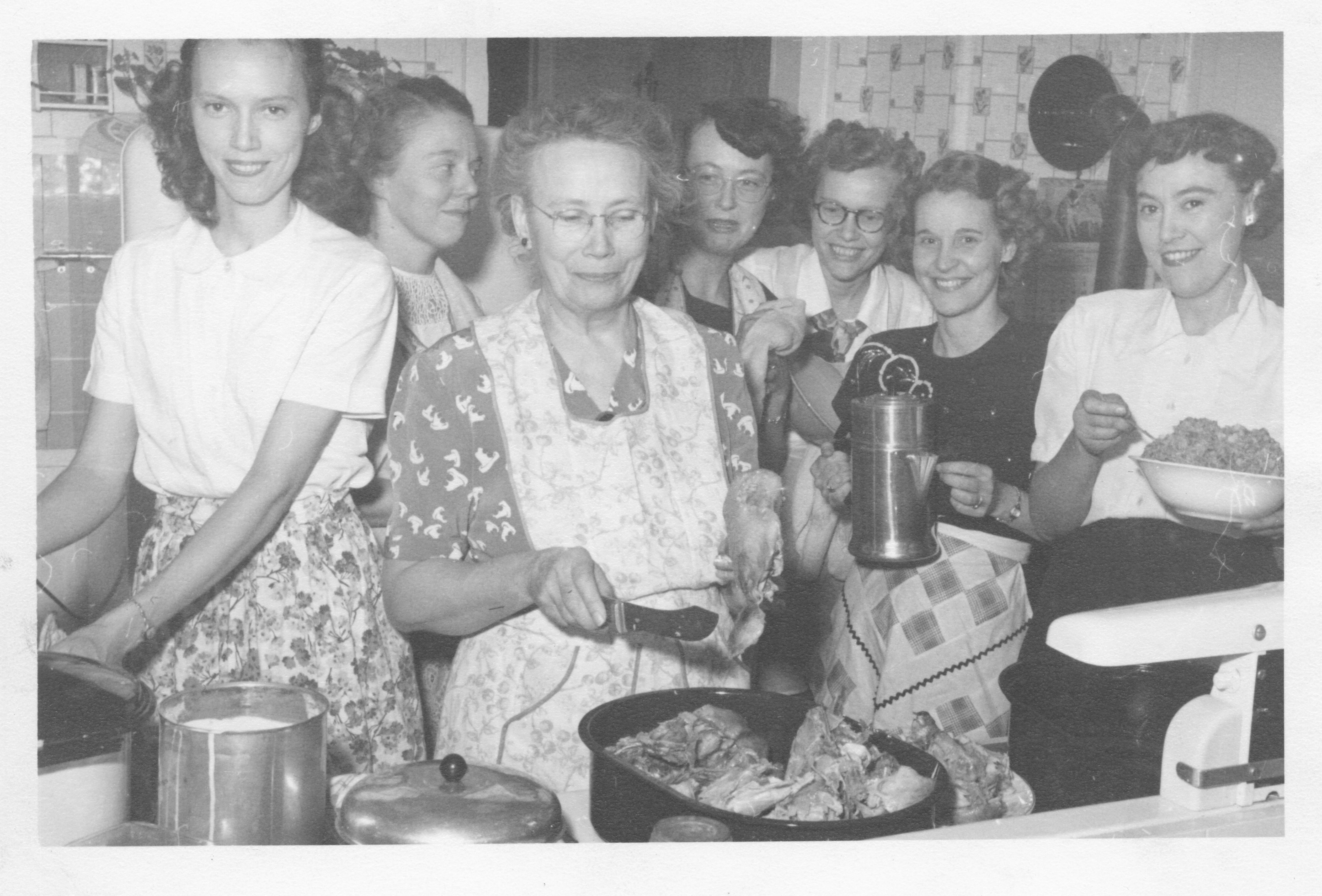 Tasting the Past: Exploring Kansas Food Memories Event Image