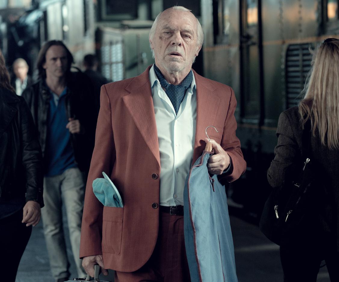 El Ultimo Traje (The Last Suit) - Film Discussion Event Image