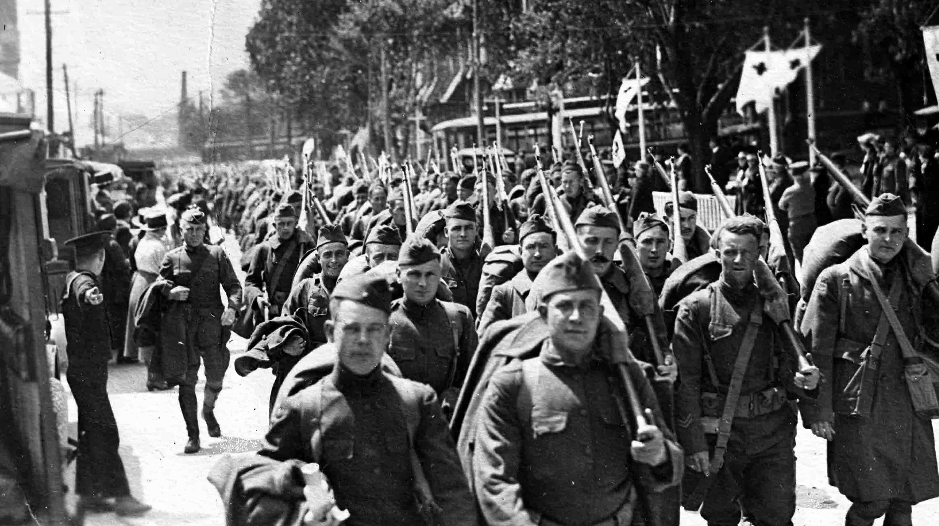 WWI Armistice Centennial Commemoration Event Image