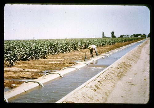Irrigation in Kansas Main Splash Image