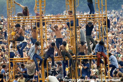 Woodstock: Three Days that Defined a Generation - Film Screening Event Image