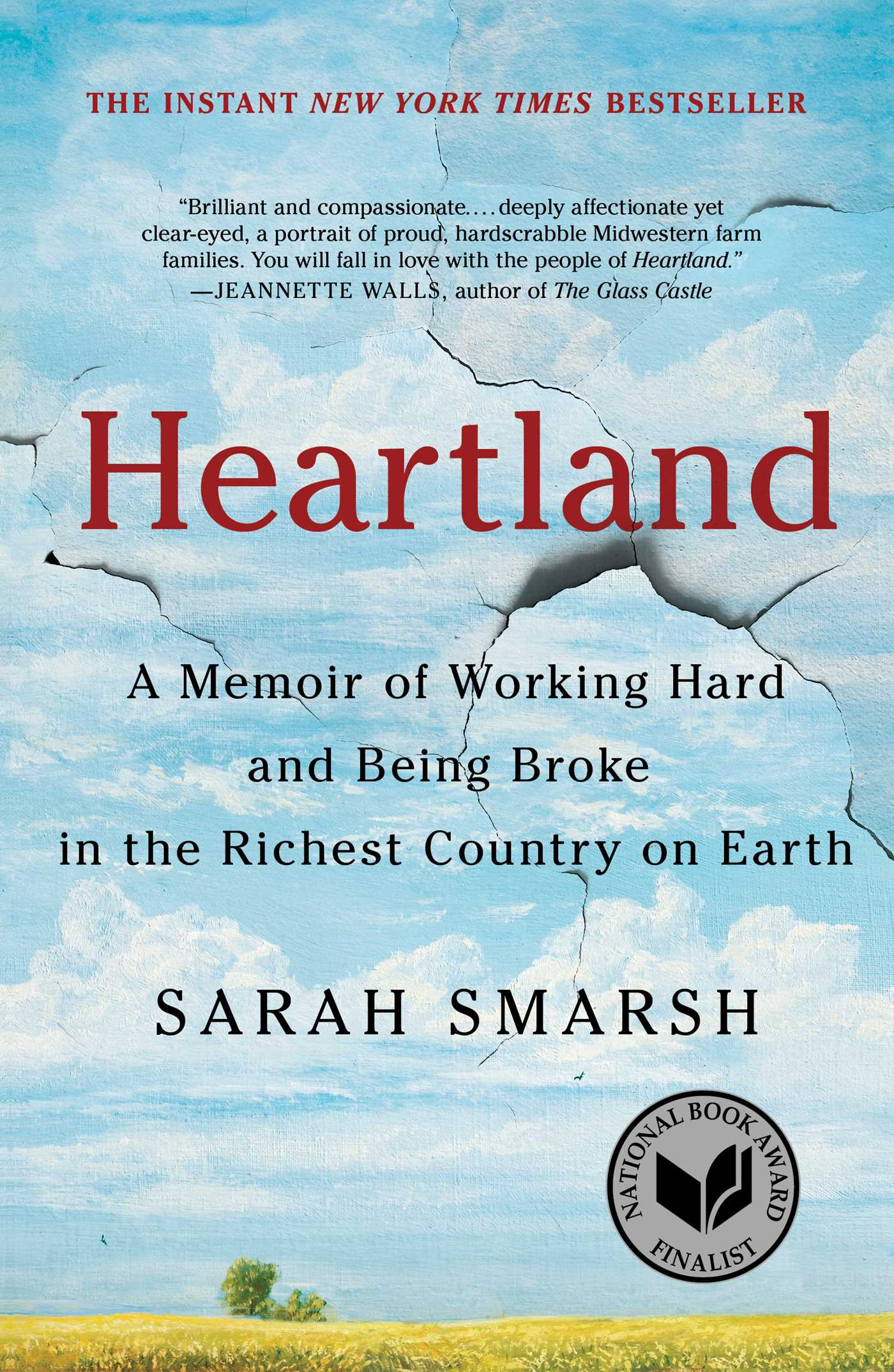 InstaReads: Heartland by Sarah Smarsh Event Image