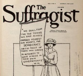19th Amendment 100 Year Centennial: Women Vote - Traveling Exhibition image