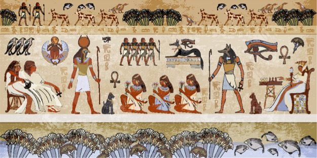 In Their Own Words: The Ancient Egyptians image