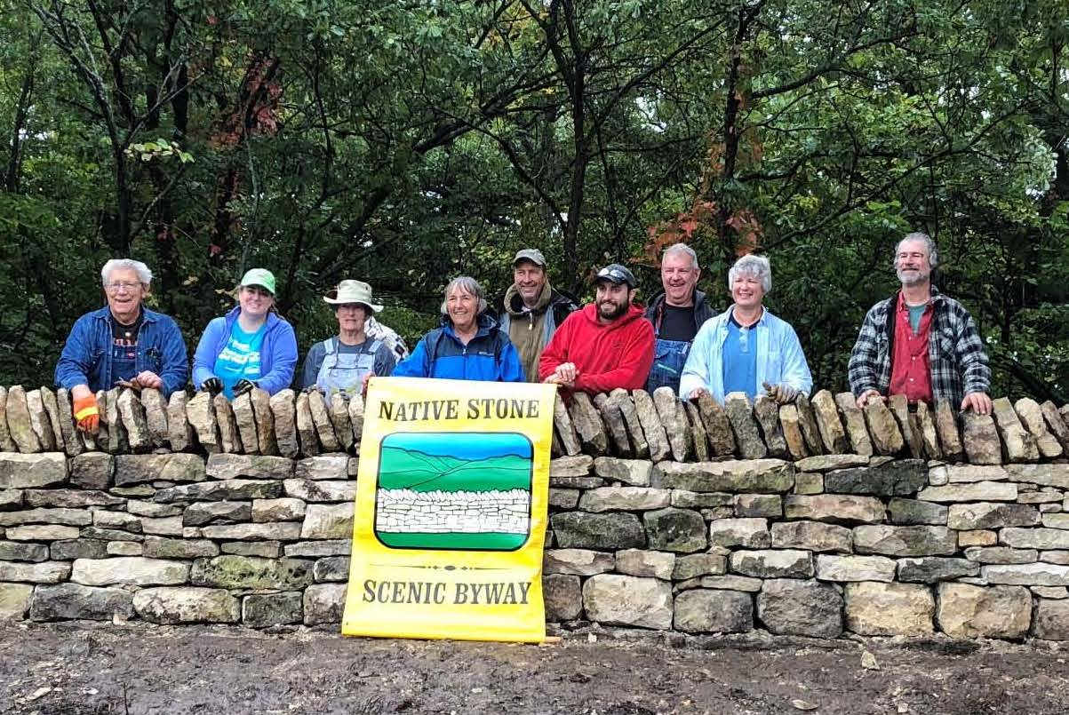 Native Stone Scenic Byway Art & Architecture - Public Event Event Image