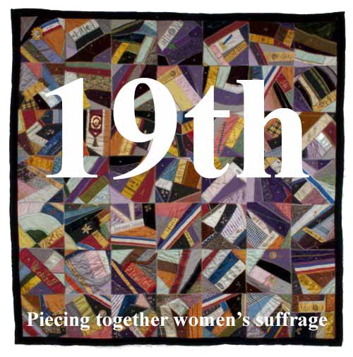 19TH: Piecing Together Women's Suffrage Event Image