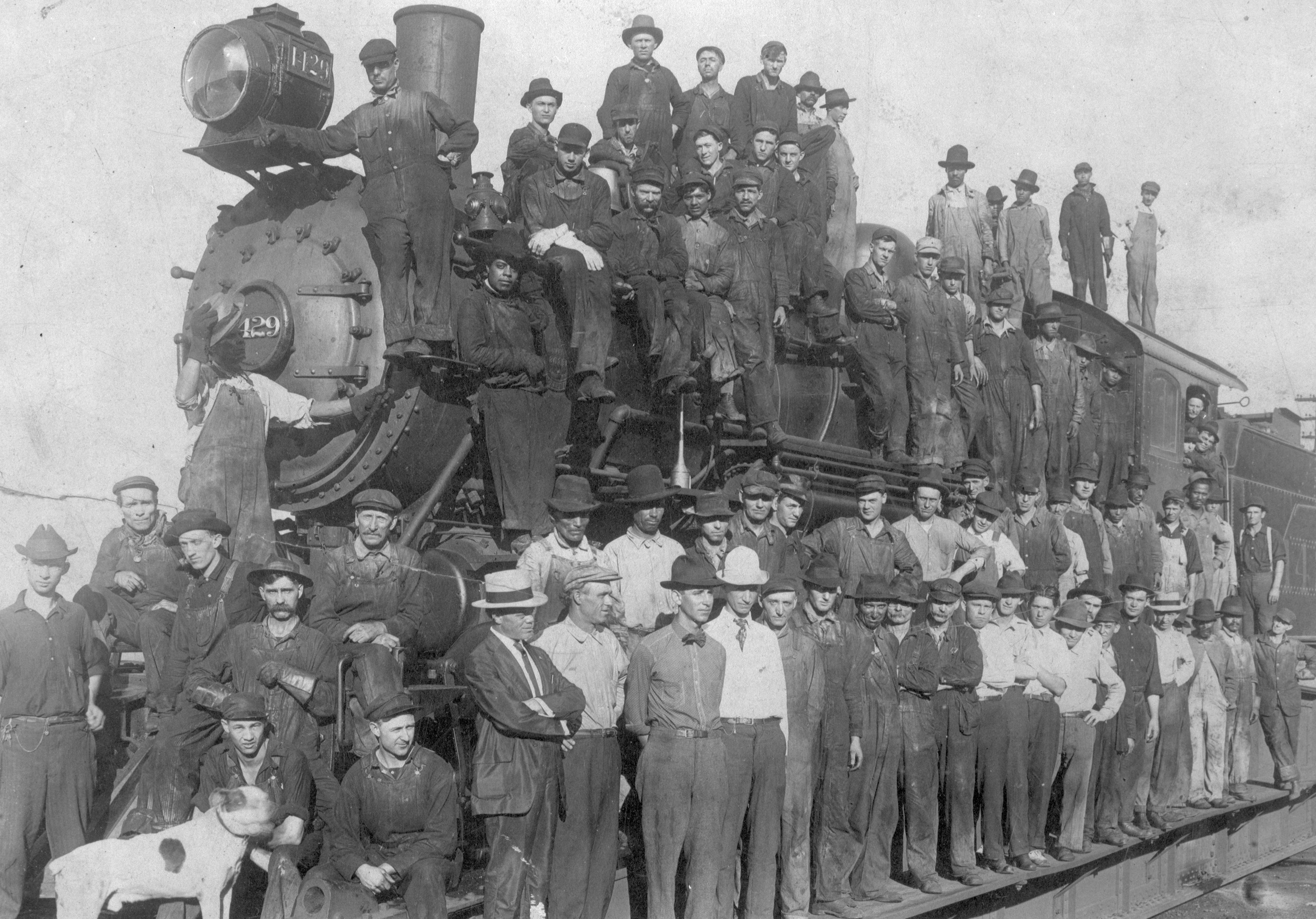 Railroaded: The Industry That Shaped Kansas Event Image