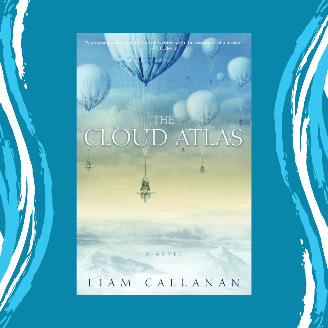 The Cloud Atlas by Liam Callanan  Event Image