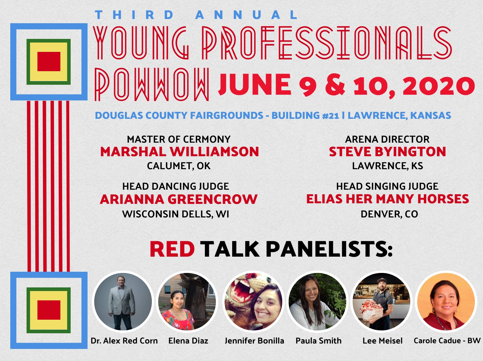 Making Lawrence That Place (3rd Annual Young Professionals Powwow+)  image