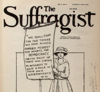 19th Amendment: 100 Years - Traveling Exhibition Event Image