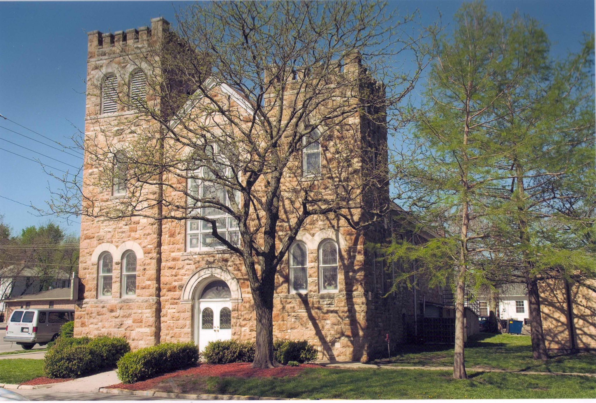 Online Program - Free History: Black Churches of Lawrence image