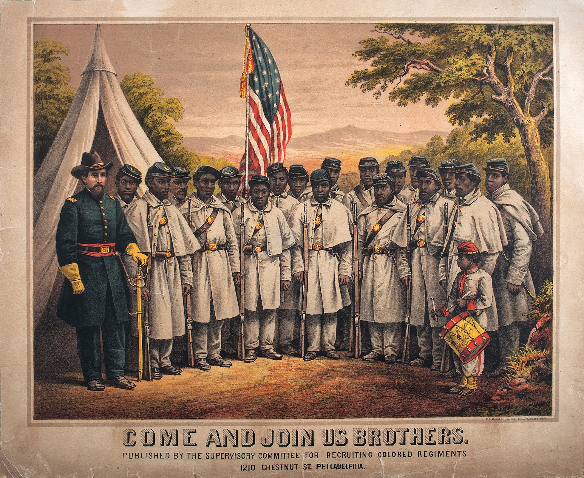 Online Program - Free History: The 1st Kansas Colored Infantry Event Image