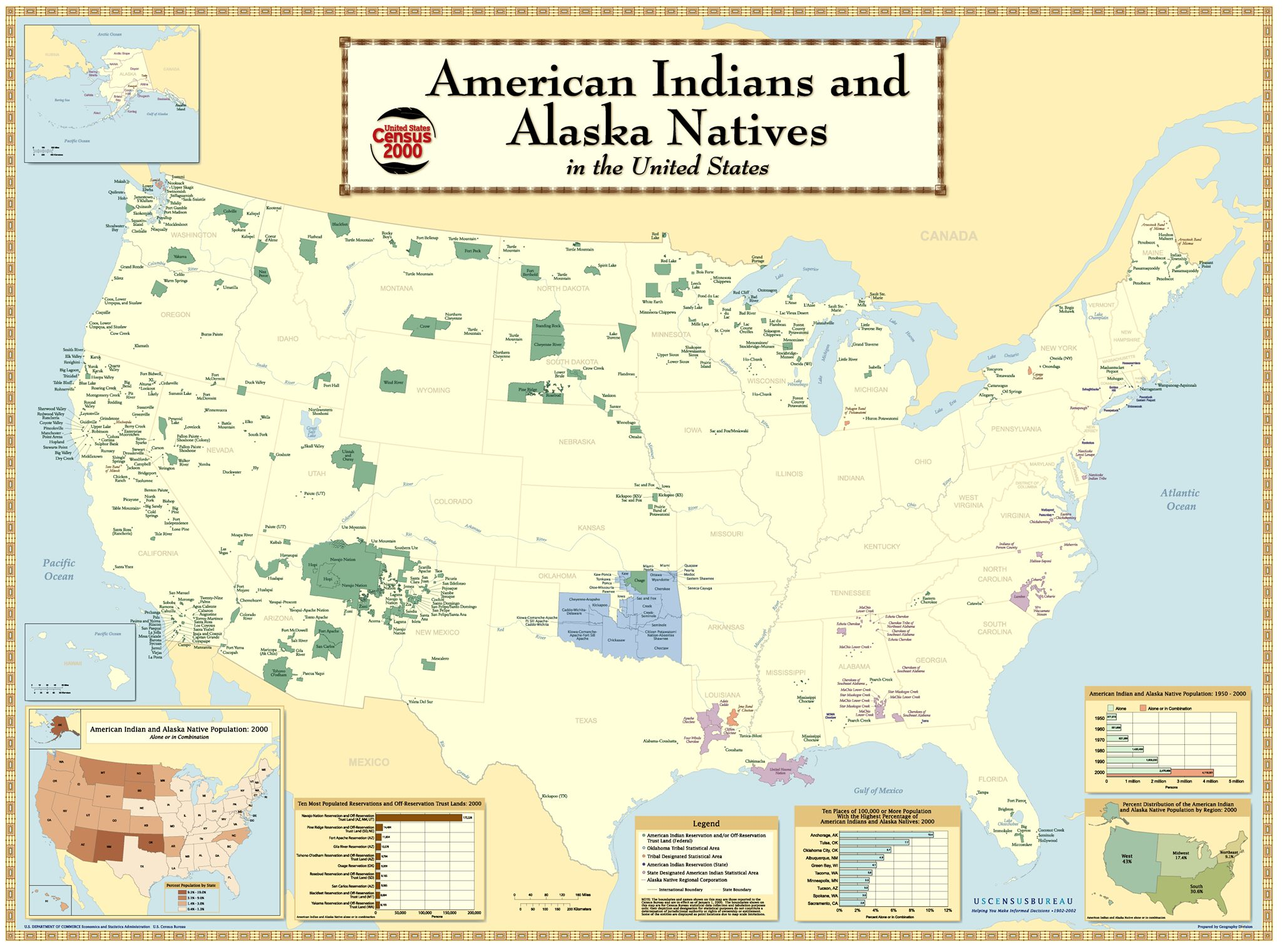 Online Program - Free History: American Indians and the U.S. Census Event Image