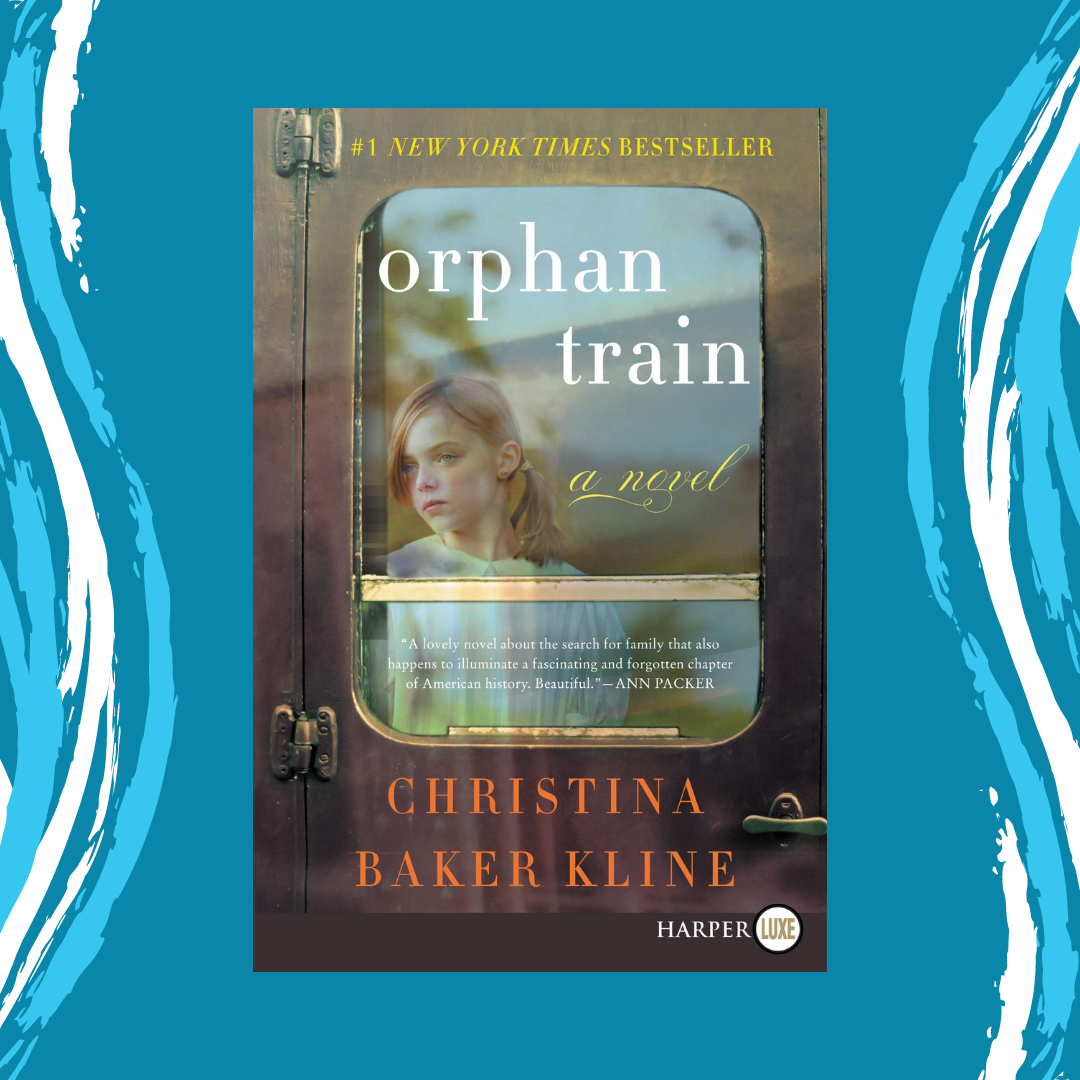 Orphan Train by Baker Kline Event Image