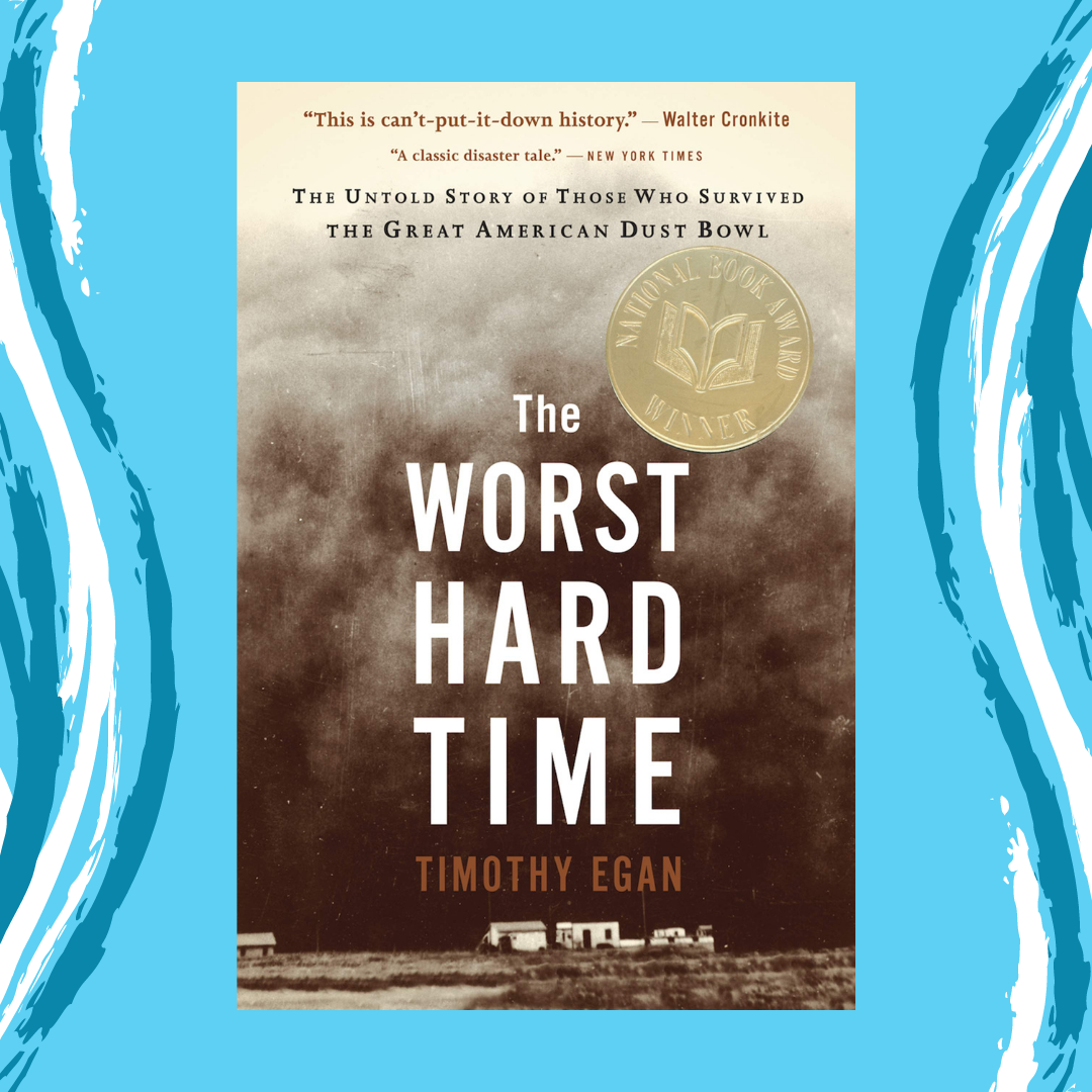Online Program - The Worst Hard Time by Timothy Egan Event Image