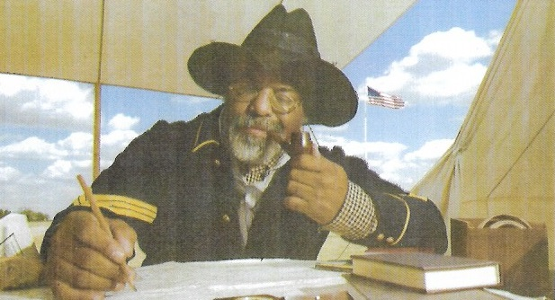 Buffalo Soldiers on the Santa Fe Trail Exhibit Event Image