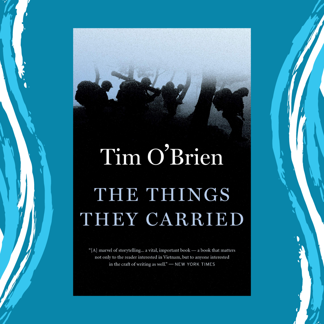 The Things They Carried by Tim O'Brien Main Splash Image