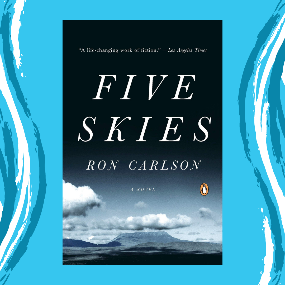 Five Skies by Ron Carlson Event Image