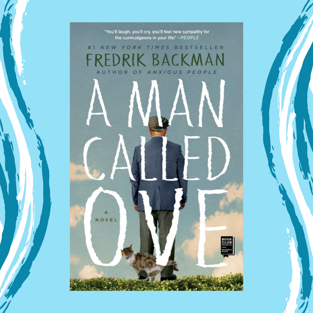 A Man Called Ove by Fredrik Backman Main Splash Image