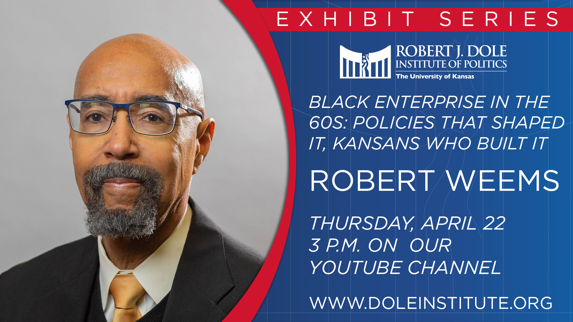 Black Enterprise in the 60s: Policies That Shaped It, Kansans Who Built It Event Image