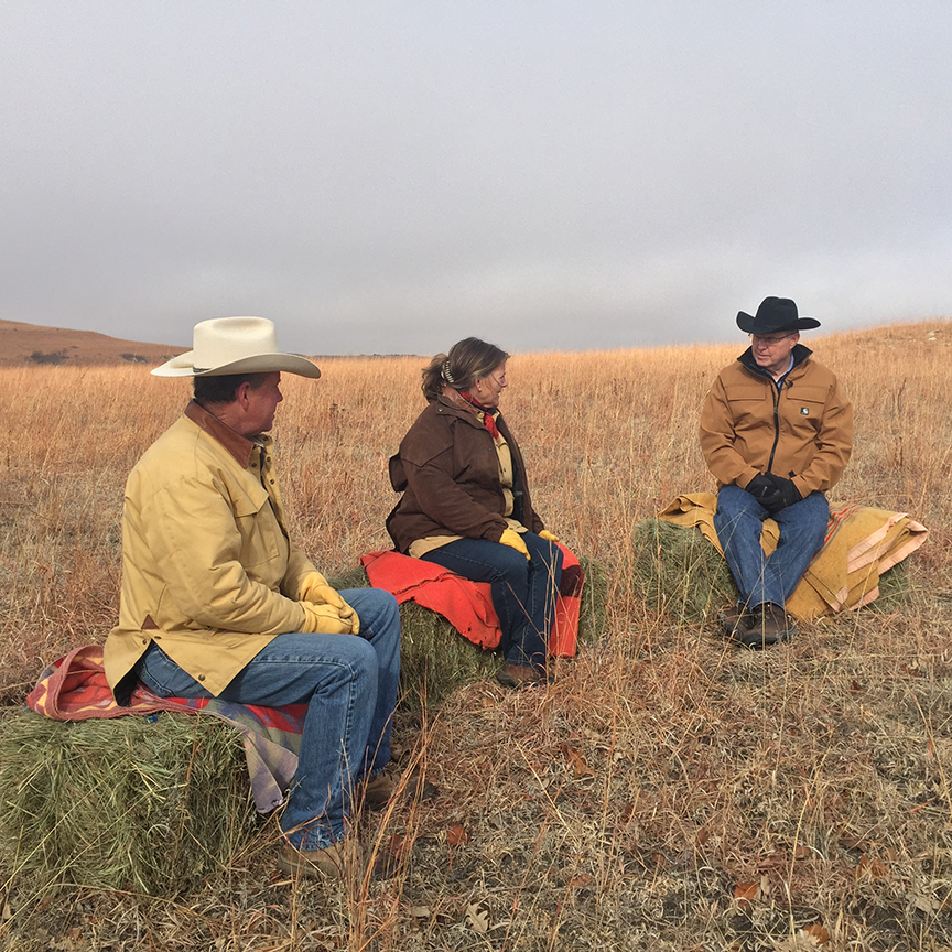 Tallgrass Prairie - Ranchers View Event Image