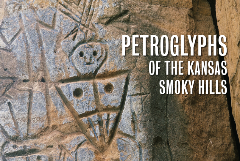 Online Program - Petroglyphs of the Kansas Smoky Hills Main Splash Image