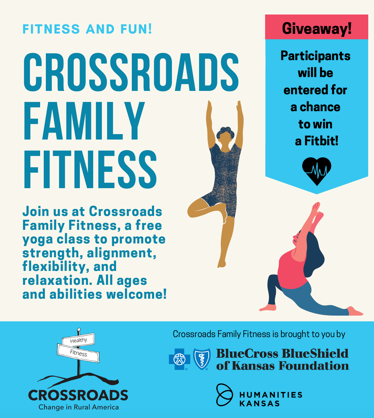 Crossroads Family Fitness Event Image