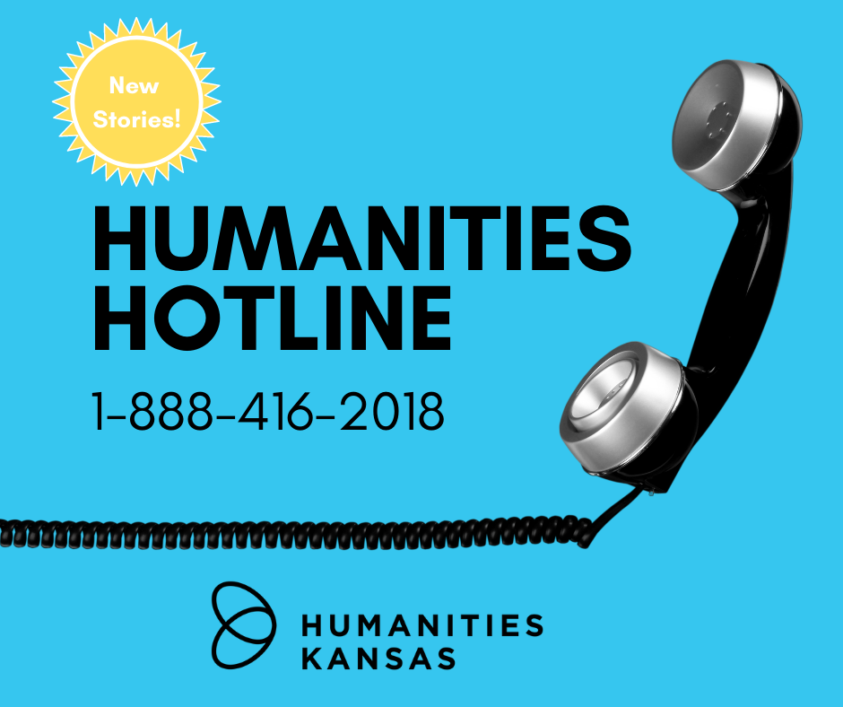 May Humanities Hotline Event Image