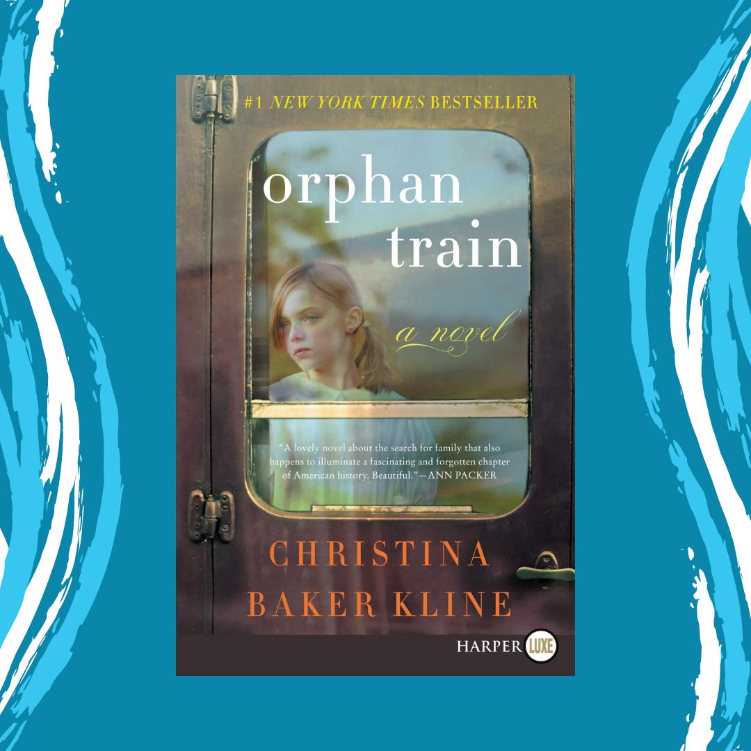 Orphan Train by Baker Kline Event Image