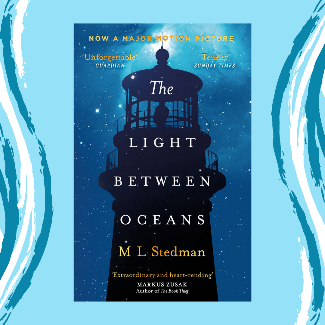 The Light Between Oceans by M.L Stedman image