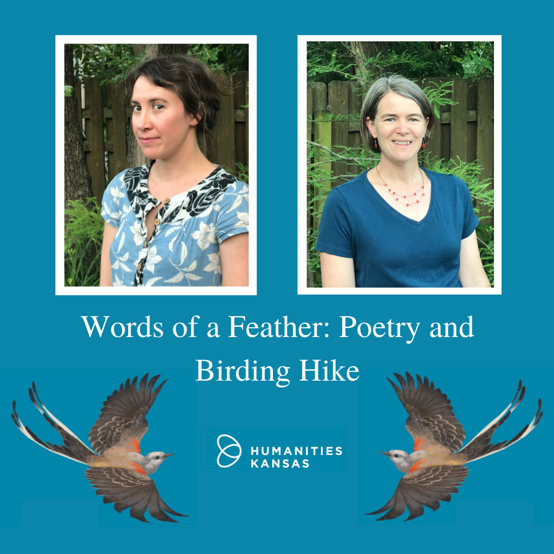 Words of a Feather: Poetry and Birding Hike Event Image