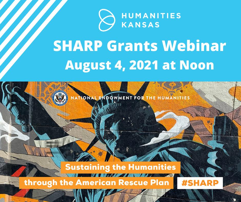 SHARP Grants Webinar image