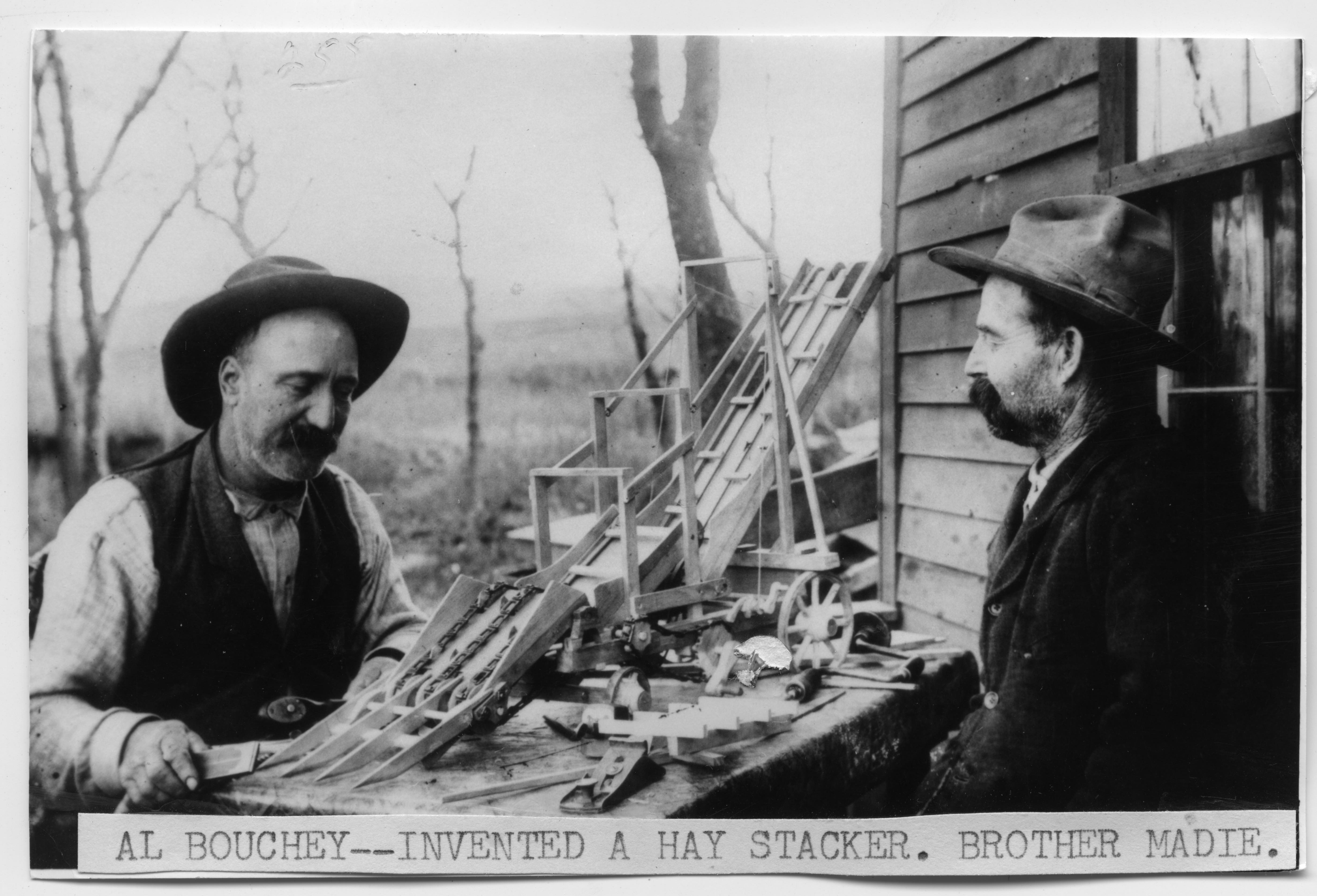 Bountiful Harvest: The Heritage of Haying in Wabaunsee County Event Image