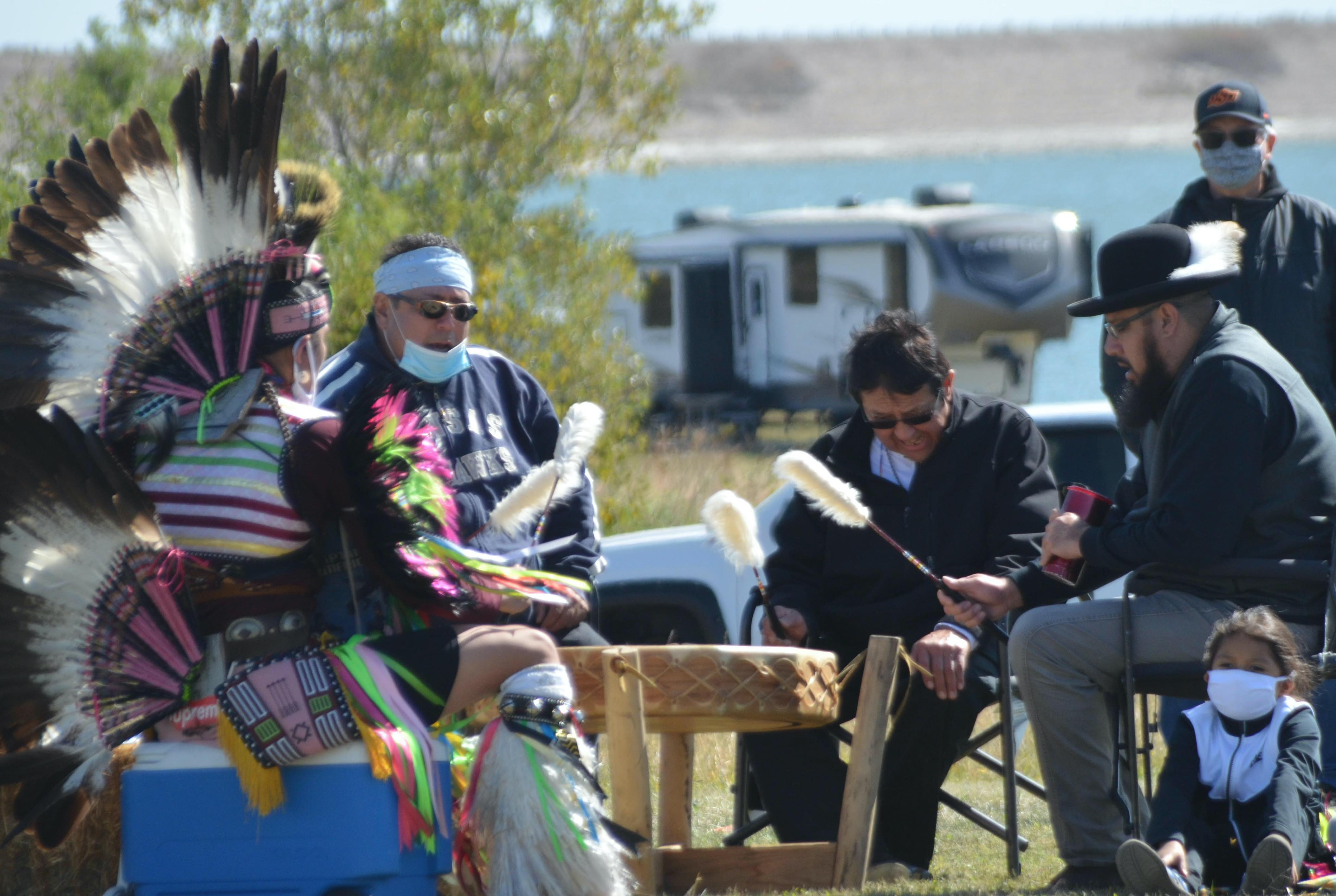 Wakonda Indian Festival: Gather at the Springs Event Image