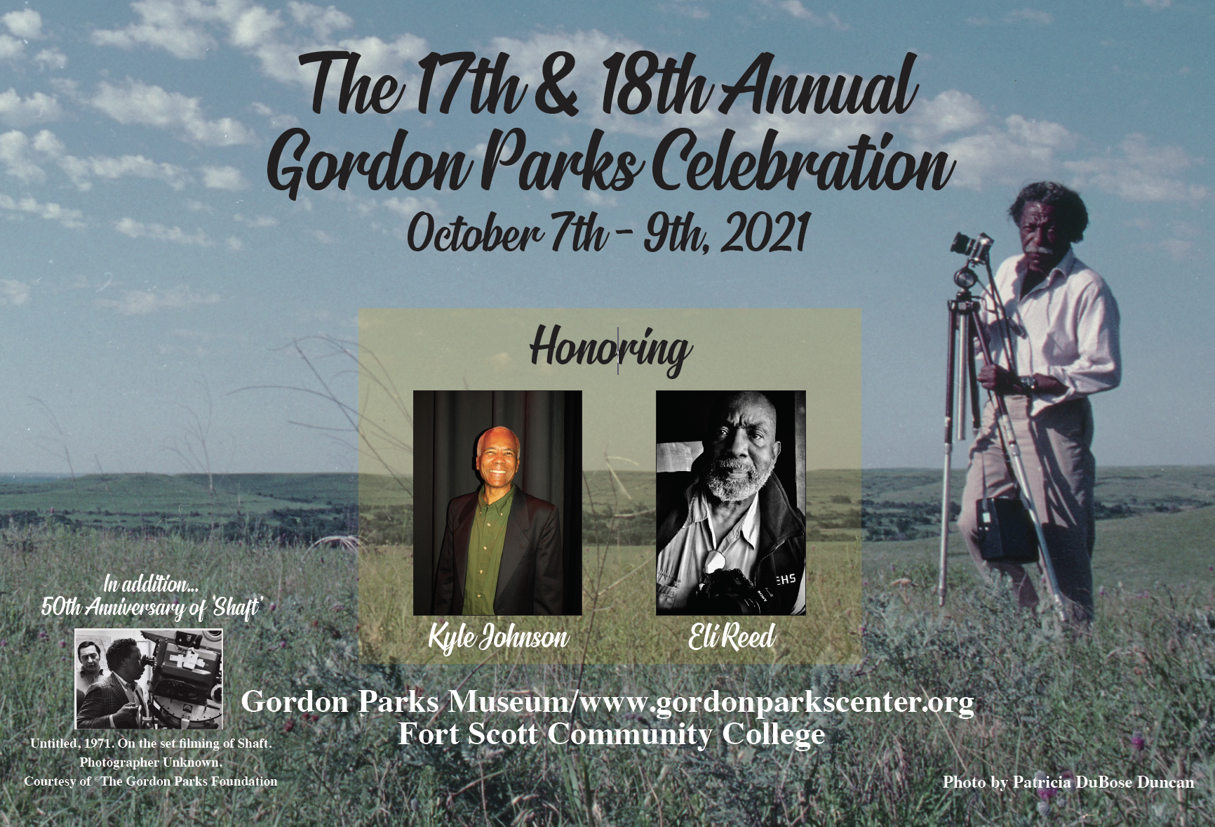 Gordon Parks: Fort Scott and The Learning Tree Revisited Lunch & Learn Event Image