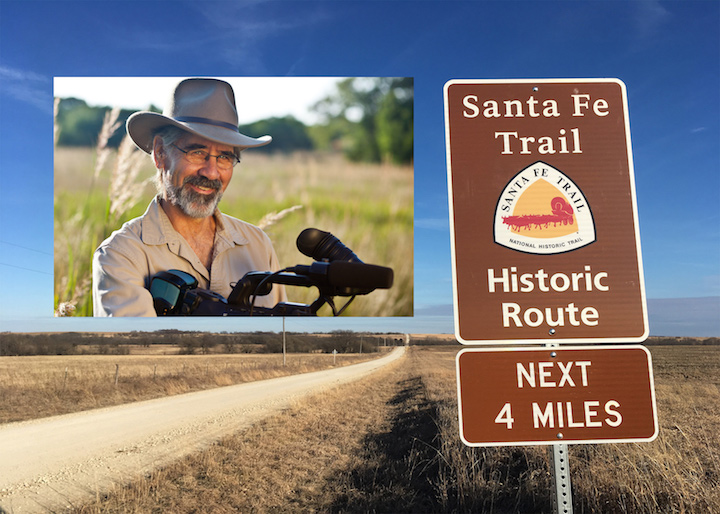 The Santa Fe Trail: Commerce, Conflict and Cultural Convergence - Outdoor Screening Event Image