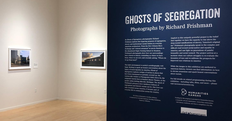 Insight Art Talk: Ghosts of Segregation Event Image