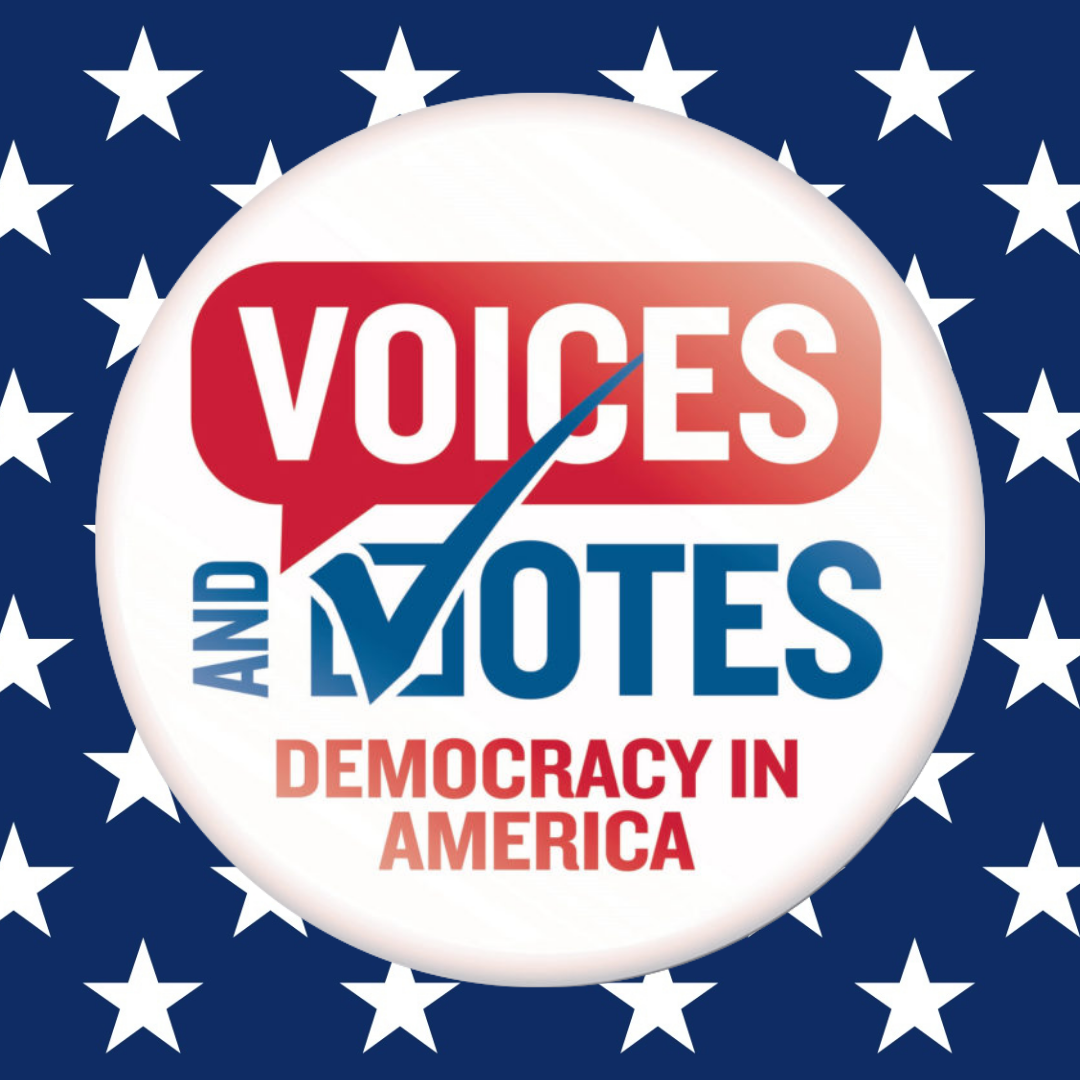 Voices and Votes: Smithsonian Exhibition Webinar Event Image